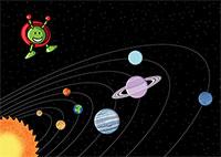 ESA - Space for Kids - Unser Universum - Das Sonnensystem und seine ...