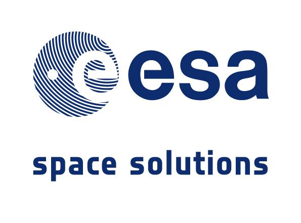 """Résultat de recherche d'images pour """"Logo ESA Space Solutions"""""""