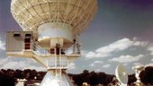 On 19 May 1975, the ground station at Villafranca del Castillo, Spain, originally built for the International Ultraviolet Explorer satellite, was assigned to ESRO to support future ESA missions.
