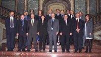8th Ministerial Council: ministers' group portrait