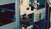 AGHF integration in Spacelab rack for STS-78