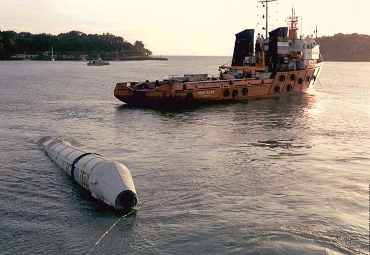 Ar-503 EAP booster recovered