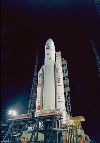 Ar-503 on the launch pad