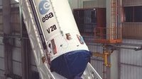Ariane second stage