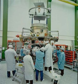 Cluster-II FM6 assembly