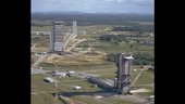 ELA-1/2 launch pads at Kourou