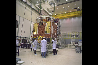 Envisat / Polar Platform test preparations