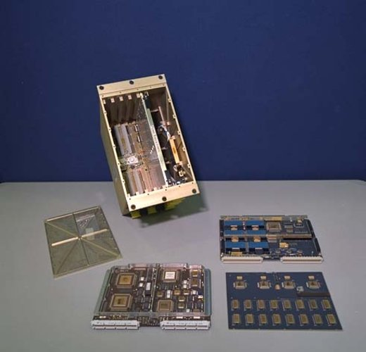 ESA computer for Russian space station module