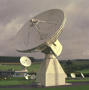 ESA/Redu 15-m S-band antenna