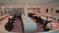 ESOC Cluster Dedicated Control Room