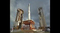 First roll-out at ELA-2 launch complex