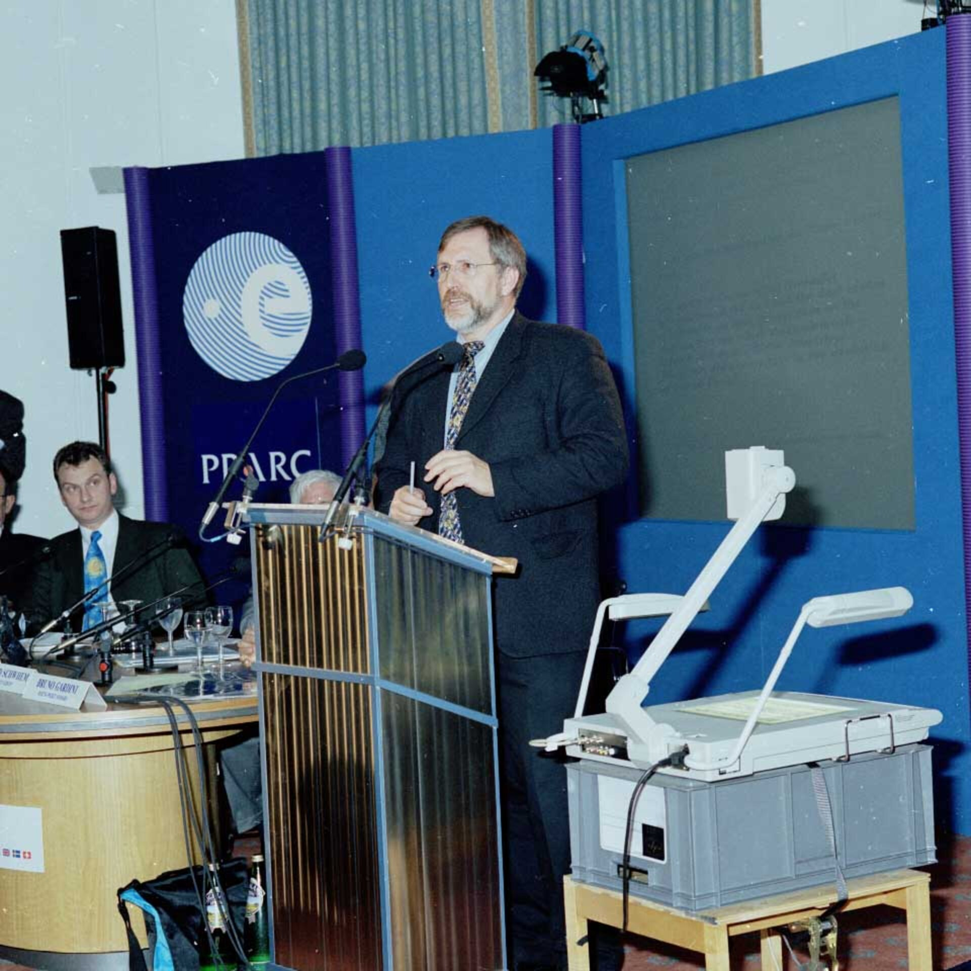 Gerhard Schwehm, Rosetta Project Scientist