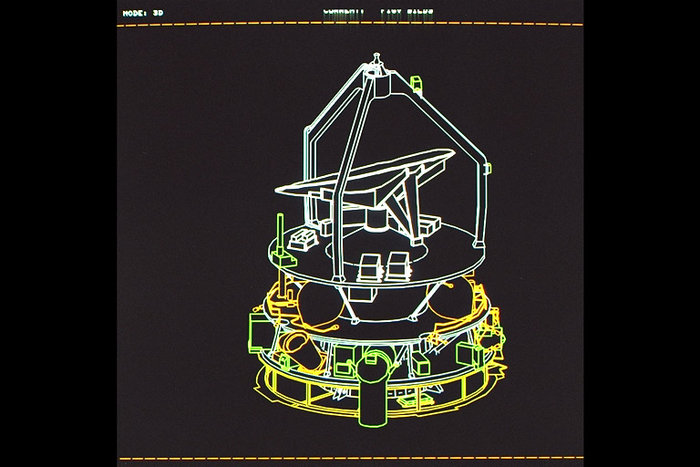 Space in Images - 1998 - 01 - Giotto spacecraft cutaway