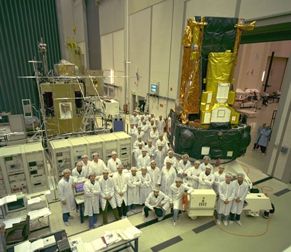 Integral STM testing at ESTEC