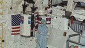 Integration of TPX-II experiment in STS-95