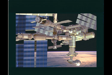 International Space Station, ATV and CRV