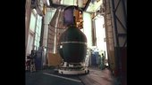 Marecs-B installation on Ariane