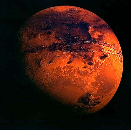 As Red Planet Mars (page 4) - Pics about space