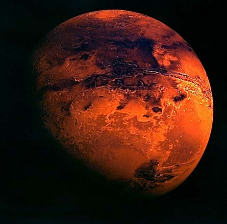 as red planet mars - photo #3