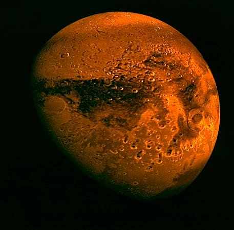 Space in Images - 1998 - 01 - Mars Express target: the Red ...