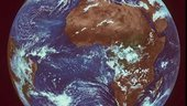 Meteosat-2 Earth image