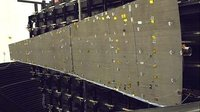 RadioAstron antenna petals tested at ESTEC