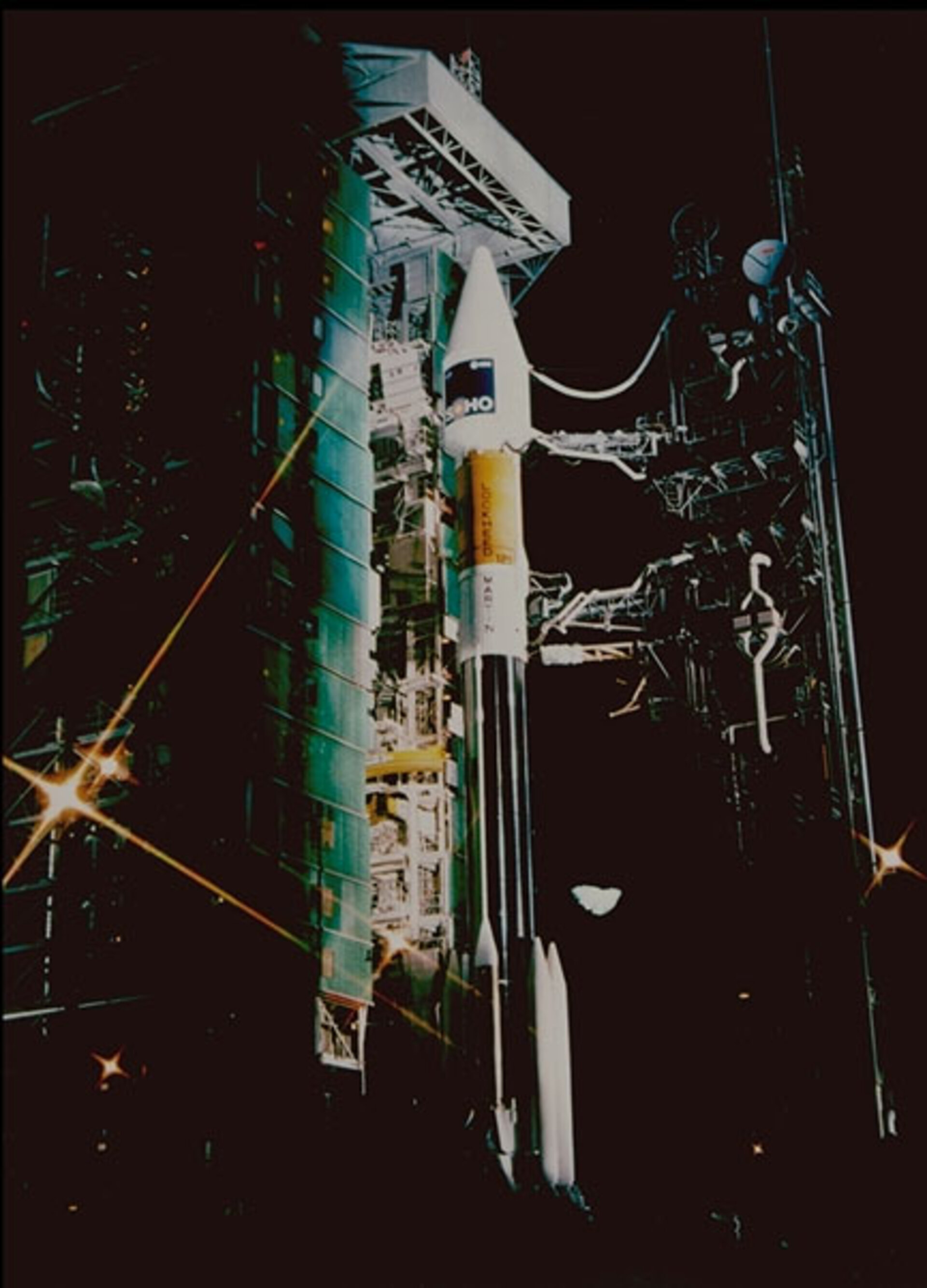 Soho's Atlas-Centaur ready for launch