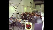 TeamSat visited by ESA management