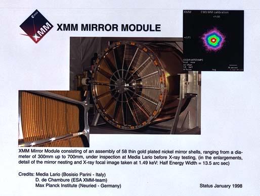 xmm spacecraft - photo #46