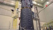 XMM STM assembly and testing at ESTEC