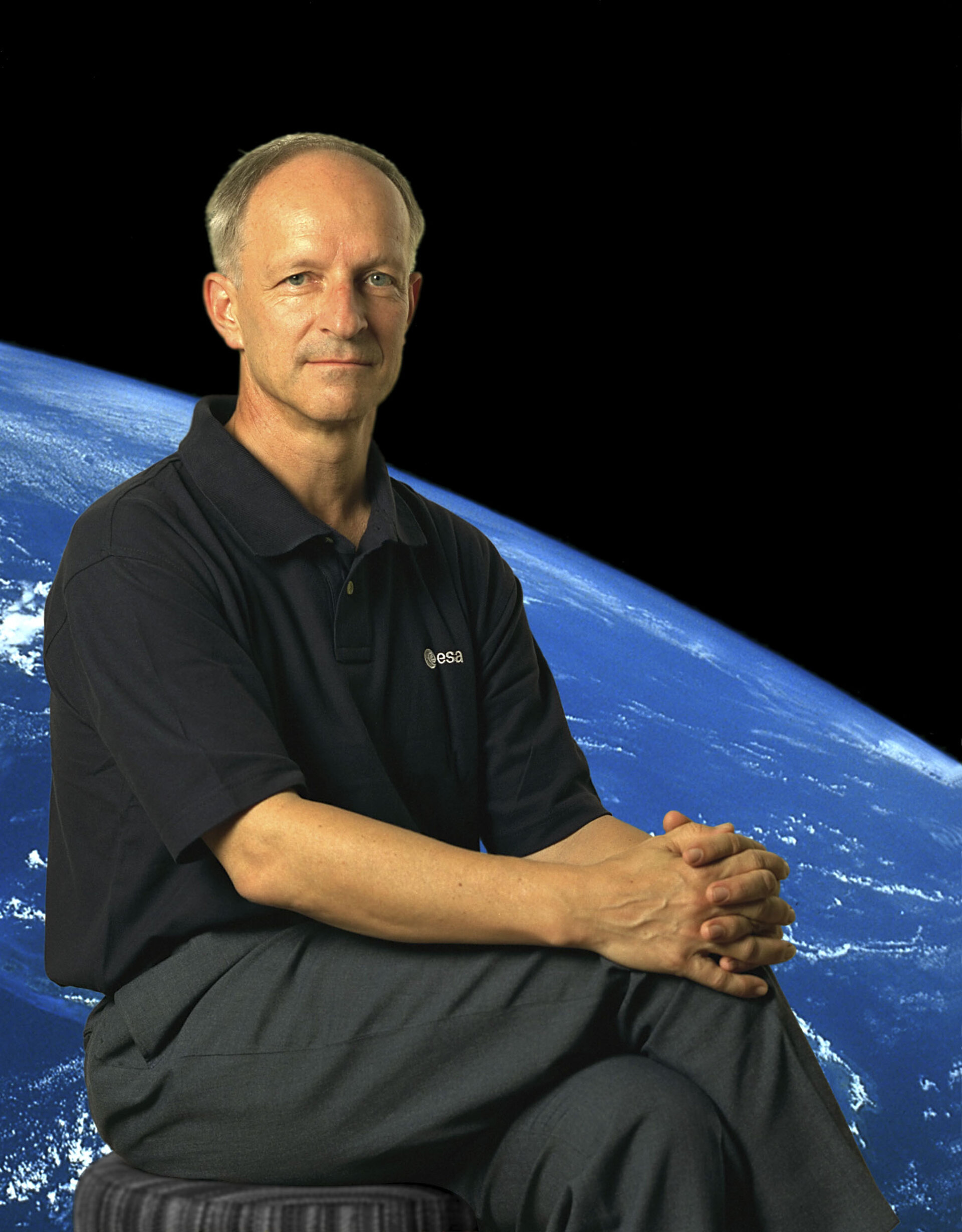 Claude Nicollier, Astronaut of the European Space Agency (ESA)