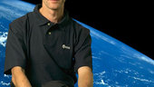Gerhard Thiele, Astronaut of the European Space Agency (ESA)