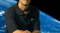 Jean-Francois Clervoy, Astronaut of the European Space Agency