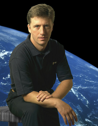 Roberto Vittori, Astronaut of the European Space Agency (ESA)