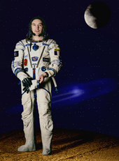 Jean-Pierre Haigneré, Astronaut of the European Space Agency