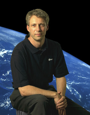 Thomas Reiter, astronaut of the European Space Agency