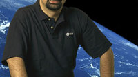 Umberto Guidoni, Astronaut of the European Space Agency (ESA)