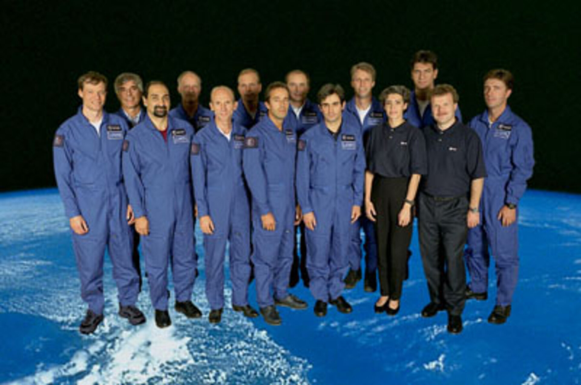 Astronauts of the European Space Agency (ESA)