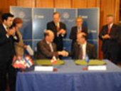 European Space Agency Renew Cooperation Agreement