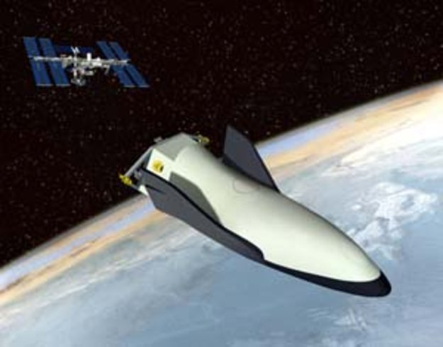 Crew Return Vehicle (X-38)