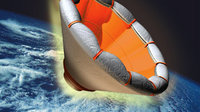 Inflatable Re-entry and Descent Technology  (IRDT)