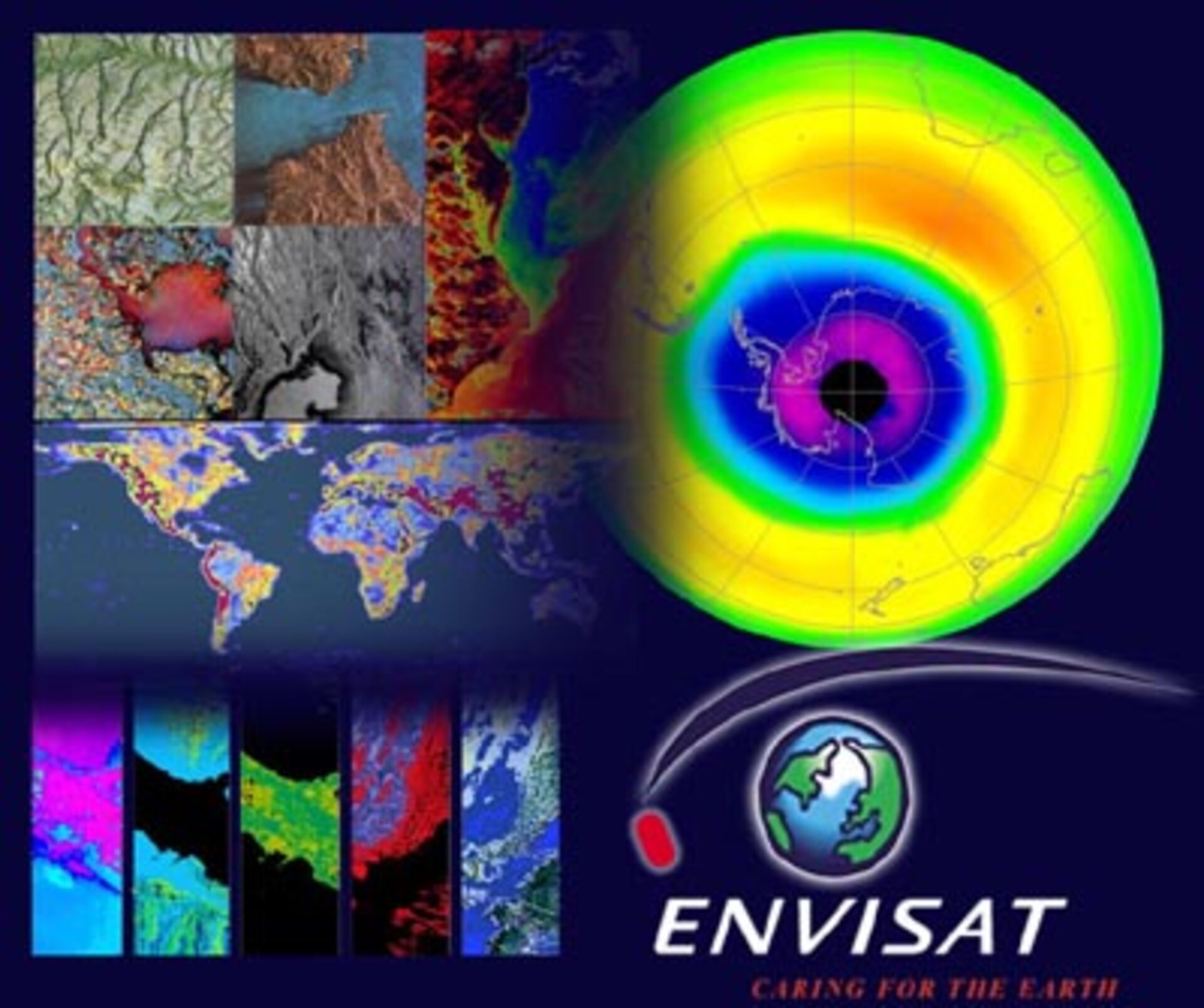 Envisat will be launched at the end of February