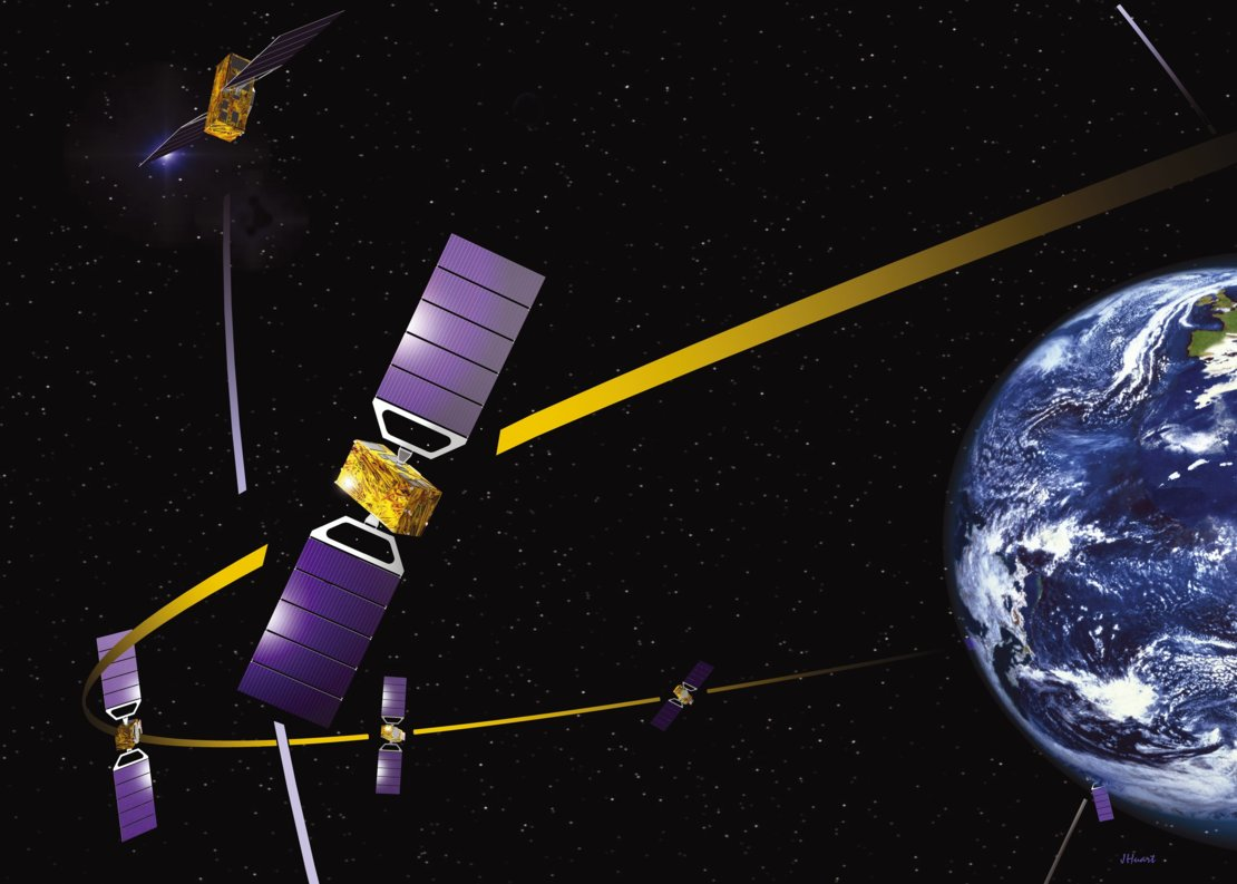 About satellite navigation / Navigation / Our Activities