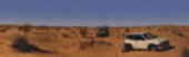 In Tunisia's desert  with GPS