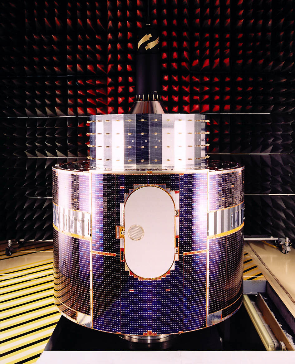 Meteosat, the first-generation satellite