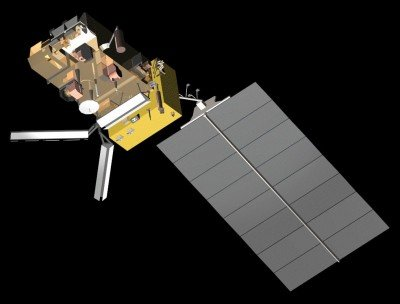 MetOp - polar orbiting weather satellite