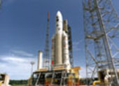 Ariane 5 in the ELA-3 Launch Zone