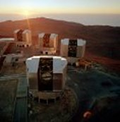 De Very Large Telescope (ESO)