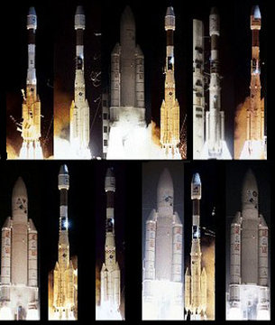 2000: An excellent year of operations for Ariane