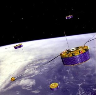 Artist impression of the Cluster quartet